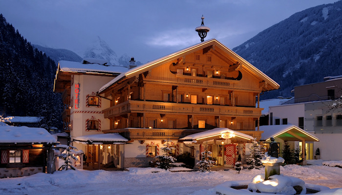 A silent winter night in Tirol